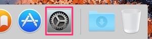 macOS Sierra システム環境設定 起動