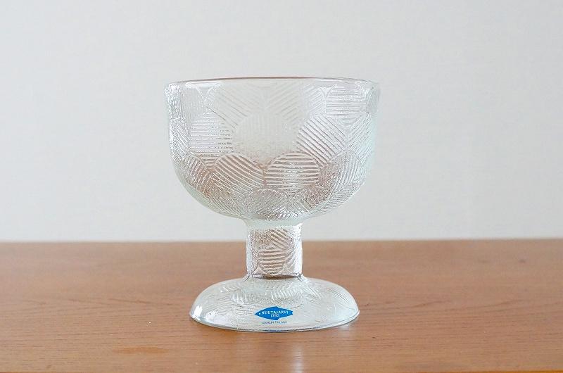 北欧雑貨/北欧/ヴィンテージ/食器/ガラス/デザートボウル/ミランダ