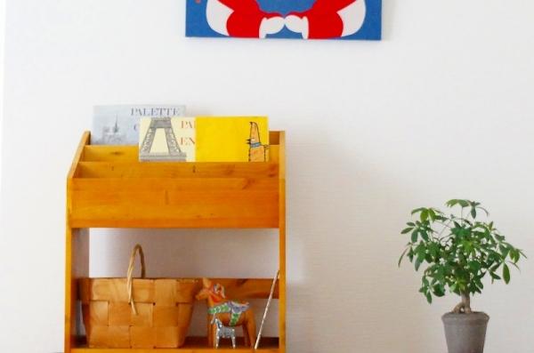 北欧雑貨,北欧インテリア,インテリア雑貨,絵本棚,ディスプレイ棚,子供部屋,リビング