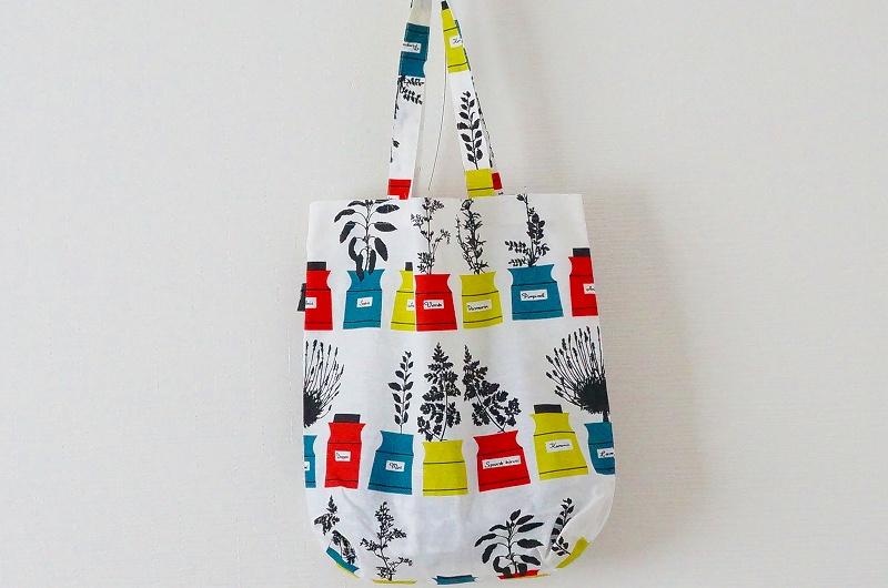 北欧雑貨/北欧/トートバッグ/コットンバッグ/バッグ/アルメダールス/北欧デザイン/テキスタイル/ファブリックバッグ