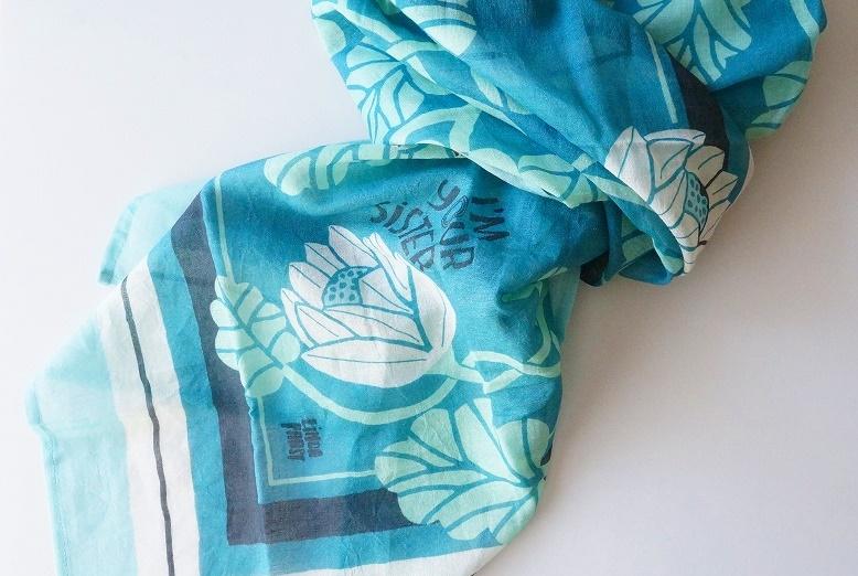 北欧雑貨/北欧/雑貨/スカーフ/ストール/ファッション雑貨