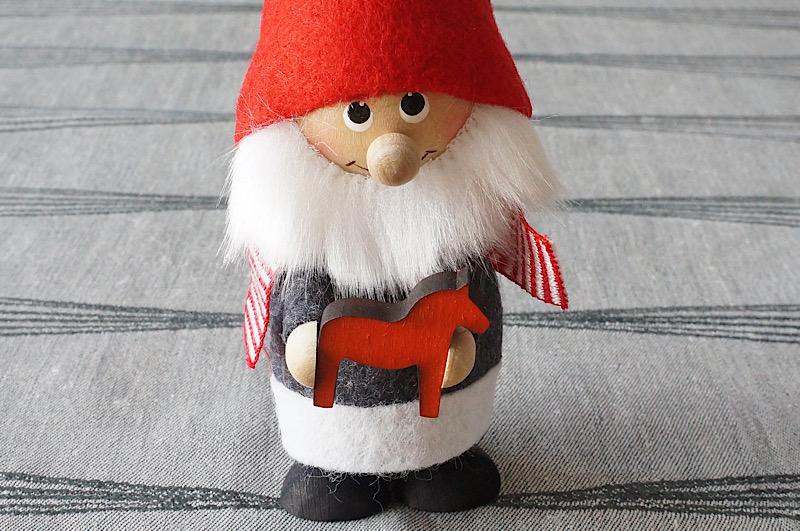 北欧雑貨/北欧/雑貨/クリスマス/サンタクロース/ダーラナホース/置物/オブジェ/飾り/インテリア
