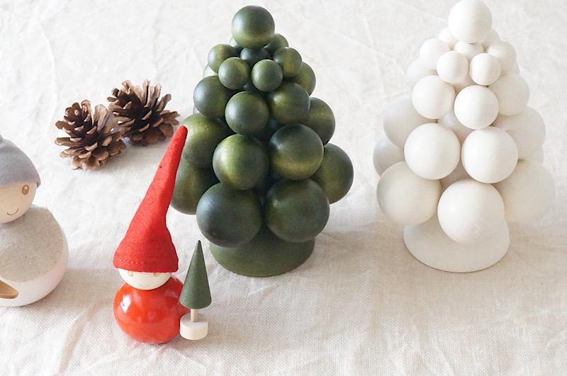 北欧雑貨/北欧/インテリア/雑貨/クリスマスツリー/アーリッカ/木製/オブジェ/置物/飾り