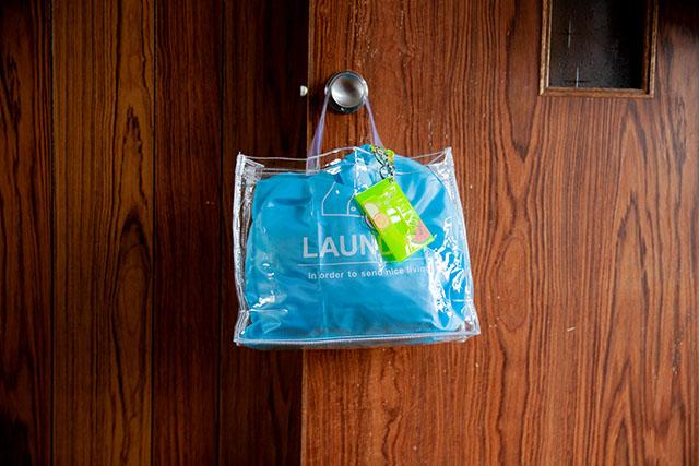 プールバッグ,透明ビニール,100均一ダイソー防水衣類入れ巾着