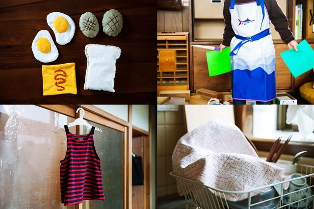 リメイクアイデアまとめ,布小物,子供服,キッチン雑貨