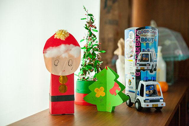 クリスマス工作のアイデア2017