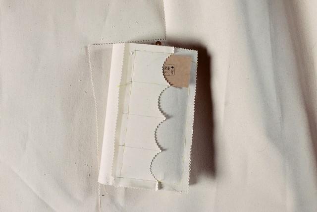 母子手帳ケースのカード収納ボツアイデア