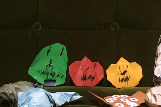 4歳児イラストハロウィンかぼちゃ