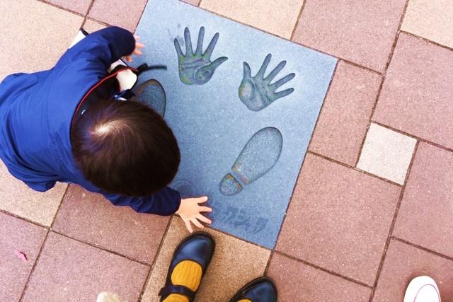 宝塚,手塚治虫記念館,ブラックジャック手型足型