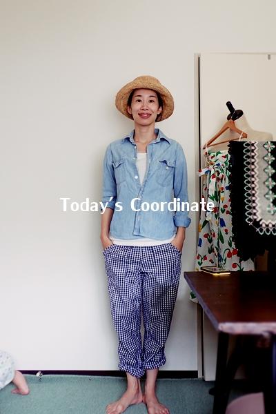today's coordinate