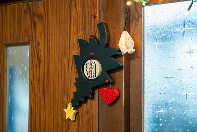 木製クリスマスツリー手作り