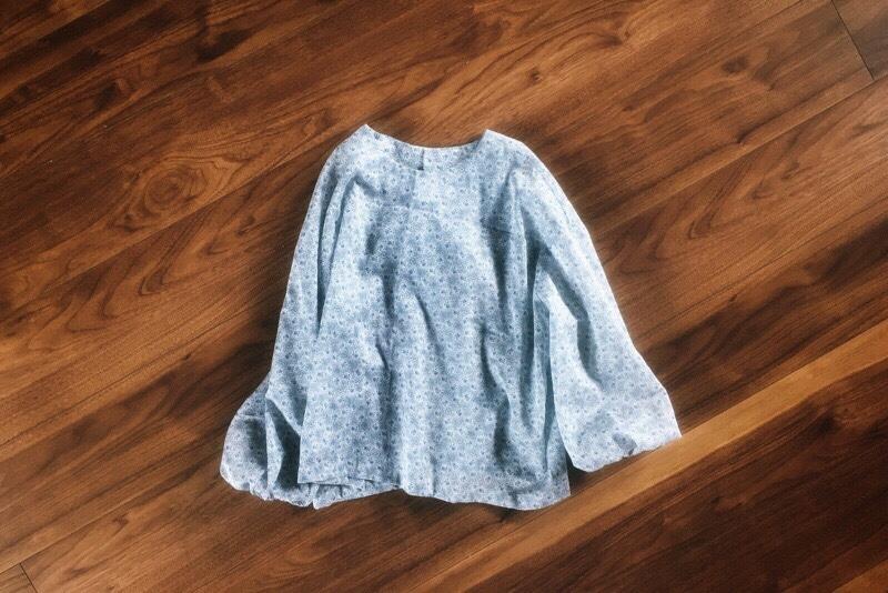 男の子にも女の子にも作ってあげたい服,美濃羽まゆみ,大人用プルオーバー