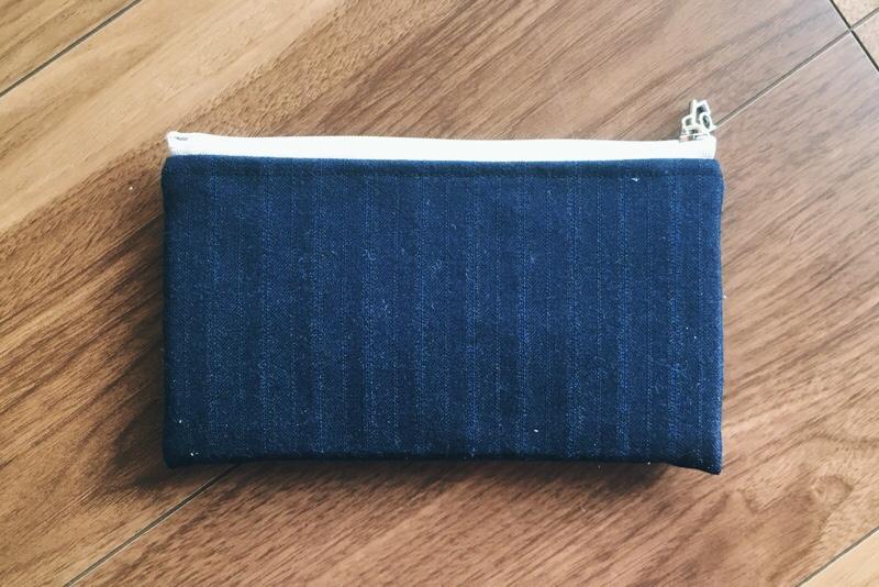 お財布ポーチ,裏面,パターンレーベル,ウォレットバッグ,セット内容