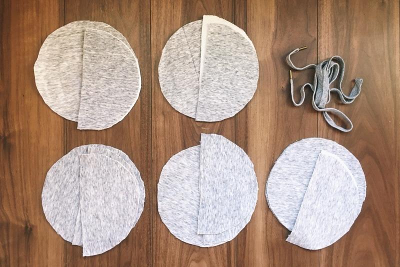 手作りキッチンミトン,キルト芯代わり