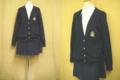 山形城北女子高等学校の制服