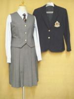 東海大学第五高等学校の制服