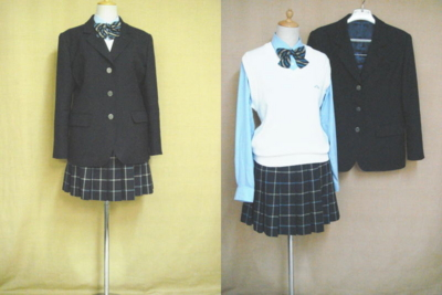高崎商科大学附属高等学校の制服