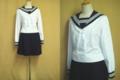 比治山高等学校の制服