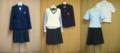 盛岡女子高等学校の制服