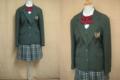 杉森女子高等学校の制服