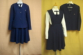 会津若松ザベリオ学園高等学校の制服