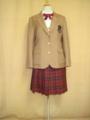 中村女子高等学校の制服