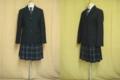 福知山女子高等学校の制服