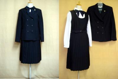 椙山女学園高等学校の制服
