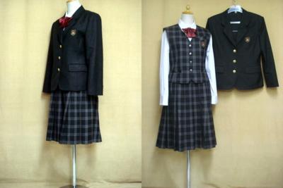 樟南高等学校の制服