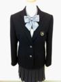 延岡学園高等学校の制服