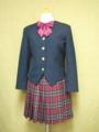 豊島高等学校の制服