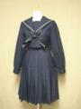 山本高等学校の制服