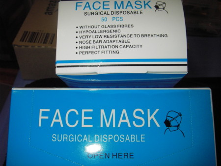 [090604][SURGICAL DISPOSABLE-3PLY MASK]