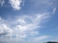 [100621][夏至の空]