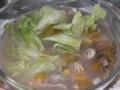 [101221][牡蠣玉スープ]