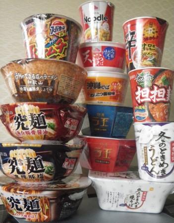[110220][カップ麺大人買い]