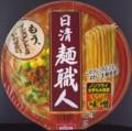 [110130][日清麺職人 すりごま味]