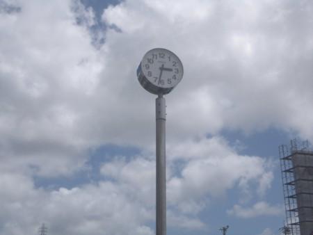 [110828][時計塔は大抵狂ってる]