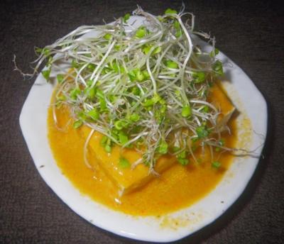 [160706][島豆腐にチキンとタイ]