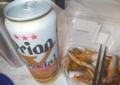 [161220][ままかりで昼ビール]