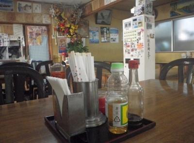 [180101][「新山食堂」 野菜そば]