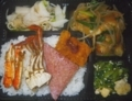 [180314][「琉花」 白身魚の野菜]