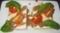 [180509][島豆腐に自家製バジル]
