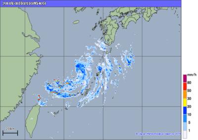 [180802][台風12の雨雲]