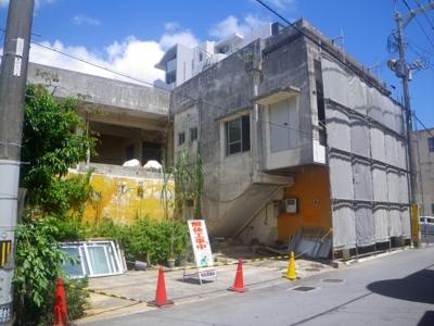 [180820][解体中(元「大城商店」]