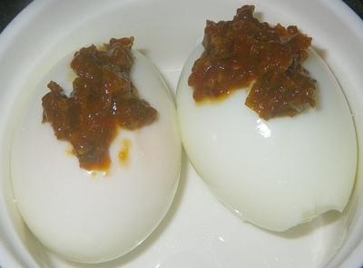 [200301][ゆで卵]
