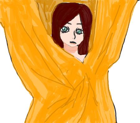 はてなハイカーさん、秋だしミノムシっ子のイラスト欲しい!