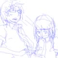 [SWOT][2010-07-19 初恋少年]下描き