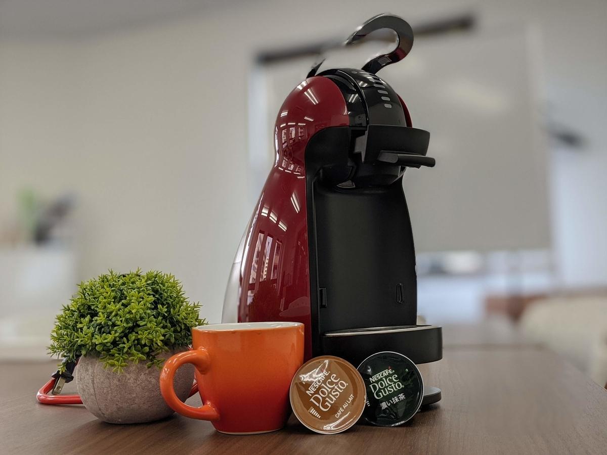 コーヒーメーカーの画像