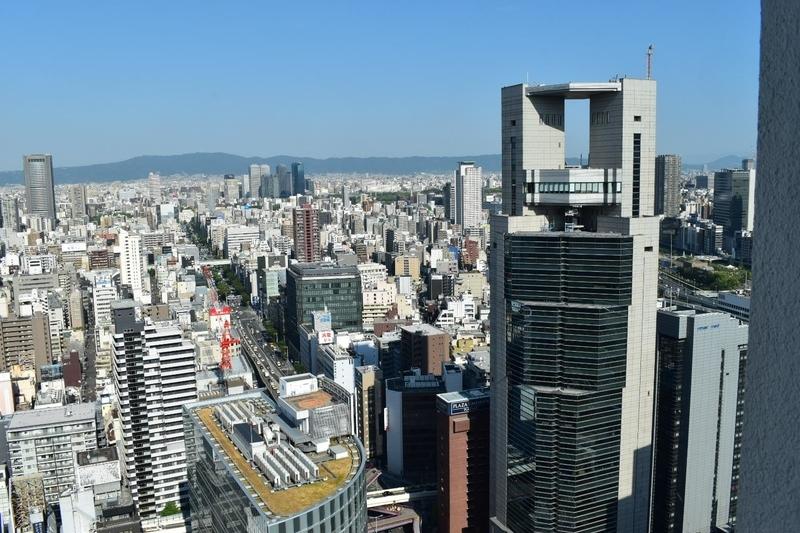 大阪駅前第3ビル33階